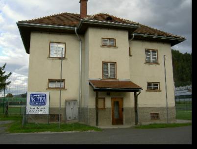 Vereinsgebäude des KTV
